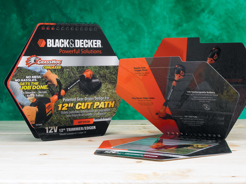 Black & Decker Point Of Purchase