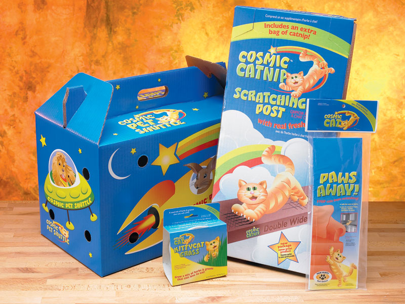 Cosmic Pet Products