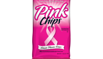 Pink Chips packaging
