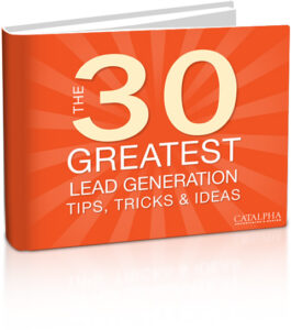 DOWNLOAD-->The 30 Greatest Lead Generation Tips