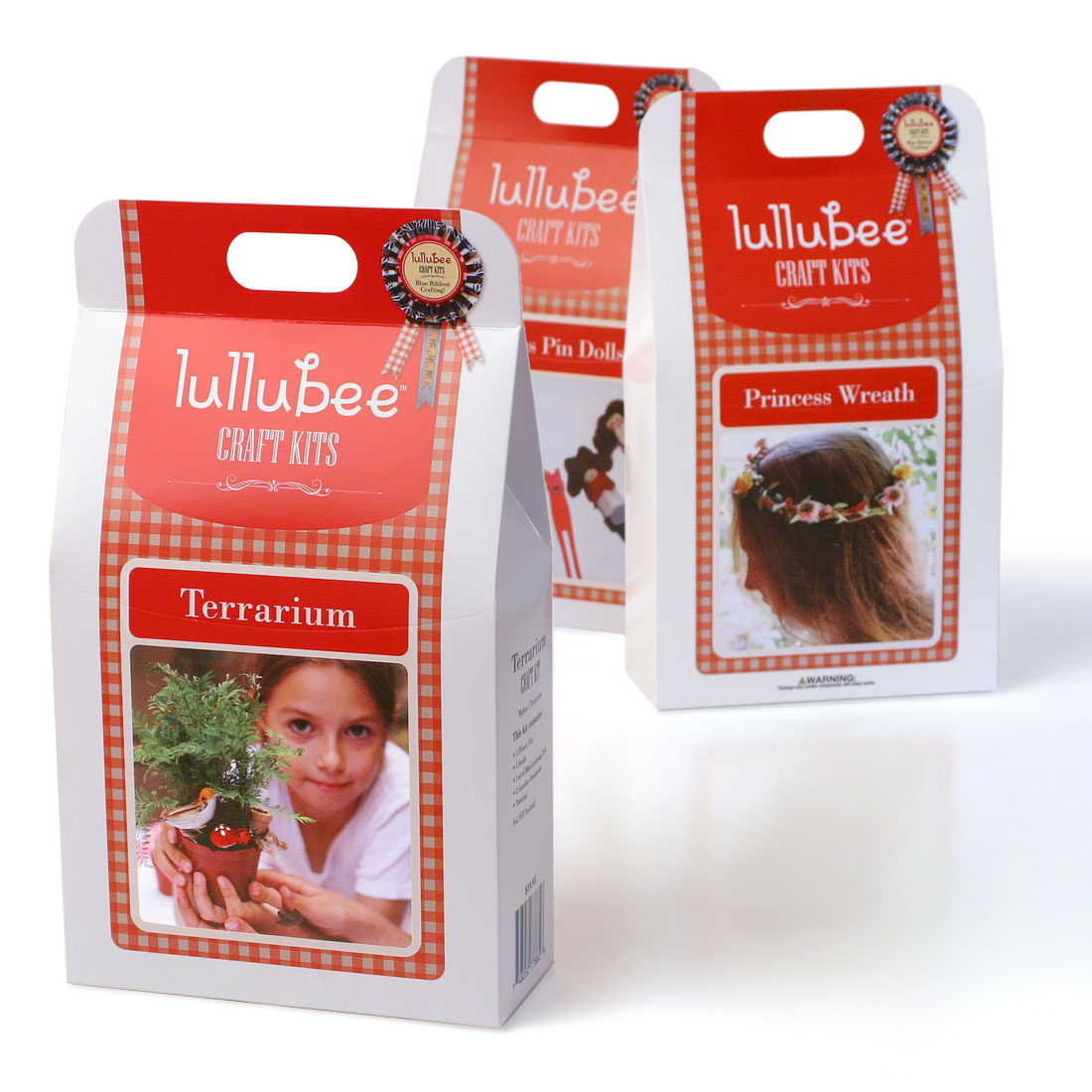 Lullubee Craft Kit Packages