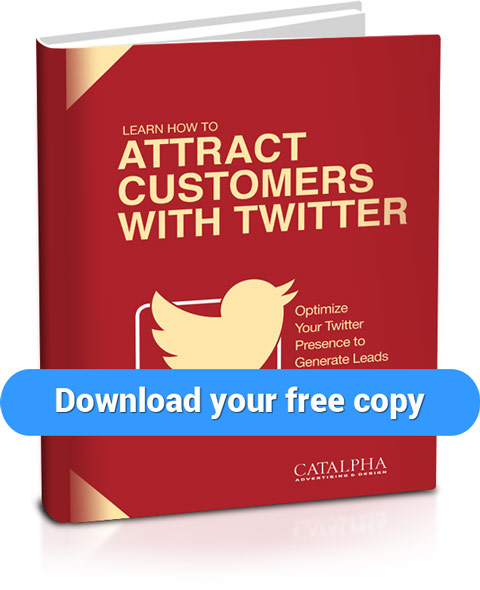 Optimize your Twitter presence to generate more sales & leads. title=Learn How to Attract Customers with Twitter