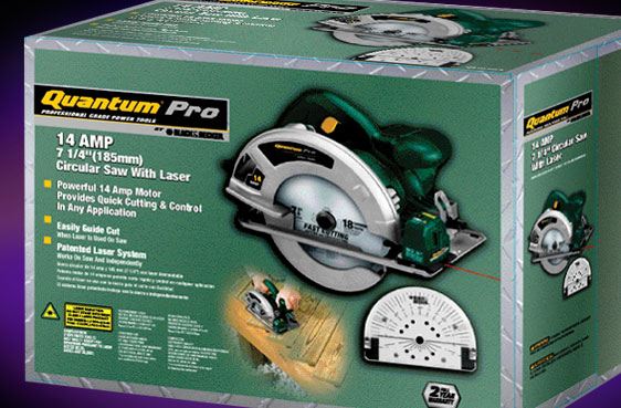 Custom Product PAckaging for Quantum Pro Tools