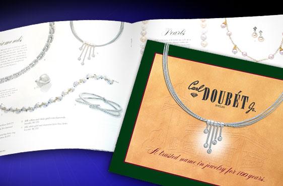 Jewelry Catalog for Carl Doubét Jr.