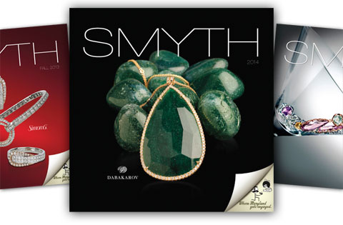 Annual Jewelry Catalogs for Smyth Jewelers