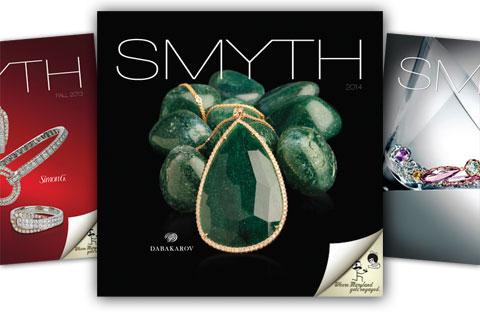 Annual Jewelry Catalogs for Smyth Jewelers