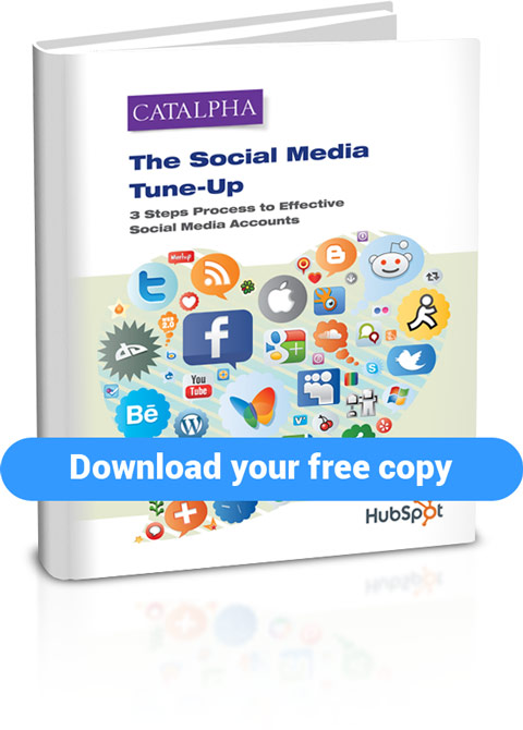3 step process to effective social media accounts. title=The Social Media Tune-up