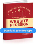 Learn how to improve your website's performance during your next redesign.