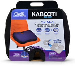 Custom Product Packaging for Contour Living Kabooti