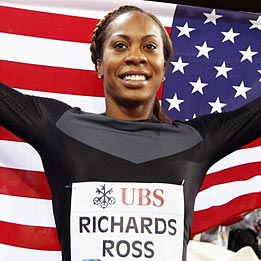 Sanya Richards-Ross SRS