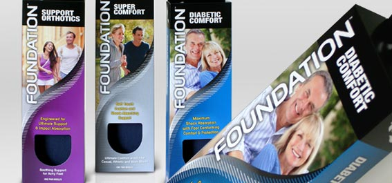 A step up in packaging puts this company strides ahead of the competition