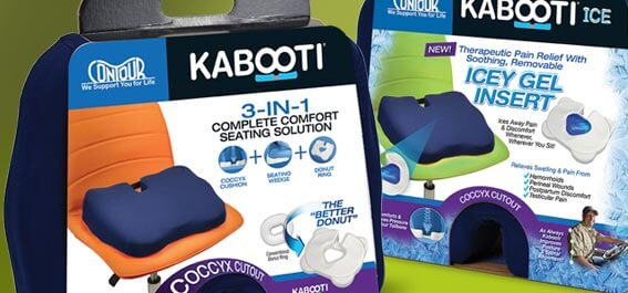 Shaking up the home medical equipment marketing with fun packaging.