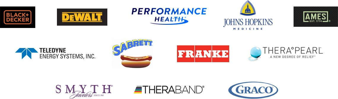 Brands we have worked with.