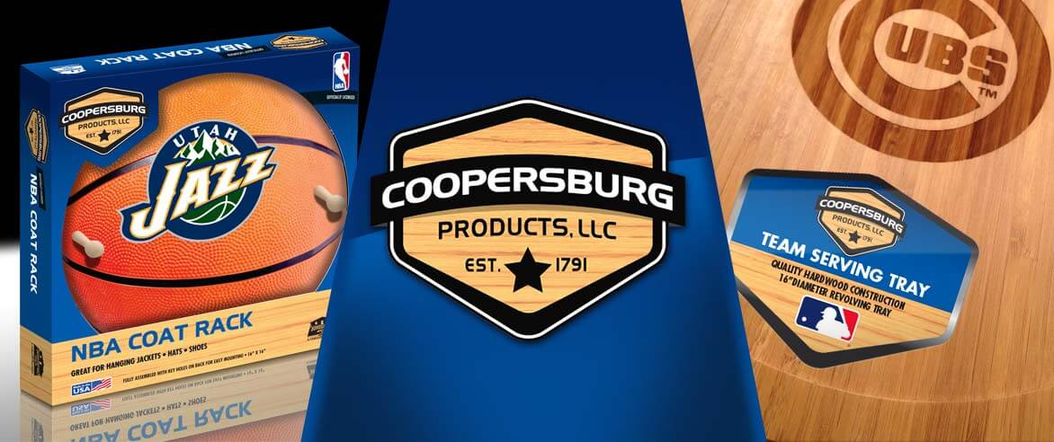 Brand refresh for Coopersburg Sports
