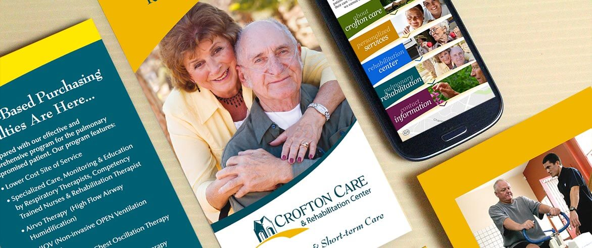 Crofton Care Corporate Branding