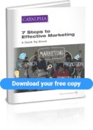 Before you plan your next campaign download these simple but effective marketing tips.