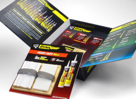 Custom Sales Kit for Hardware Products
