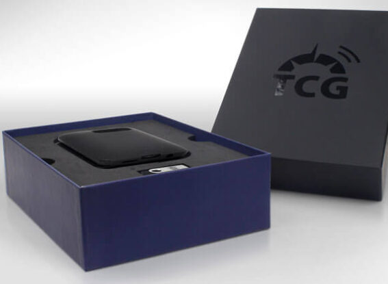 Sales Kit with Padded Compartments for Electronics