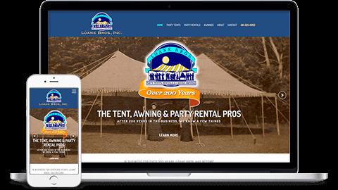website-portfolio-loane-bros