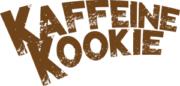 Kaffeine Kookie brand packaging logo