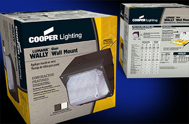 Cooper Lighting Custom Hardware Packaging