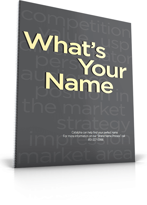 Create a brand name to remember - download this worksheet to get started