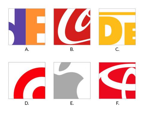 Various global brand logos