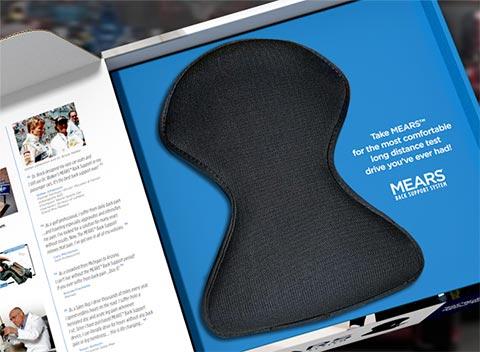 packaging with custom printed insert